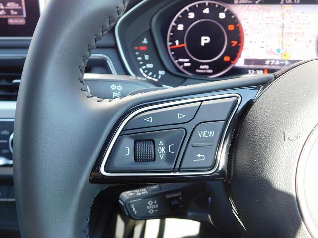 2.0TFSIスポーツ サラウンドカメラ マトリクスLEDヘッドライト バーチャルコクピット スポーツバンパー 18AW スポーツサス ドライブセレクト アダプティブクルコン シートヒーター付きスポーツシート MMIナビ(14枚目)