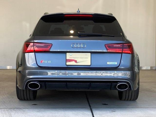 AUDI RS6 AVANT PERFORMANCE