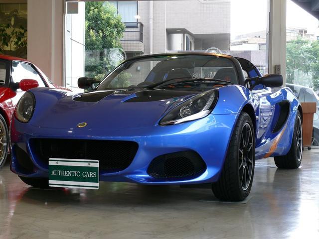 「ロータス」「ロータス エリーゼ」「オープンカー」「東京都」の中古車7