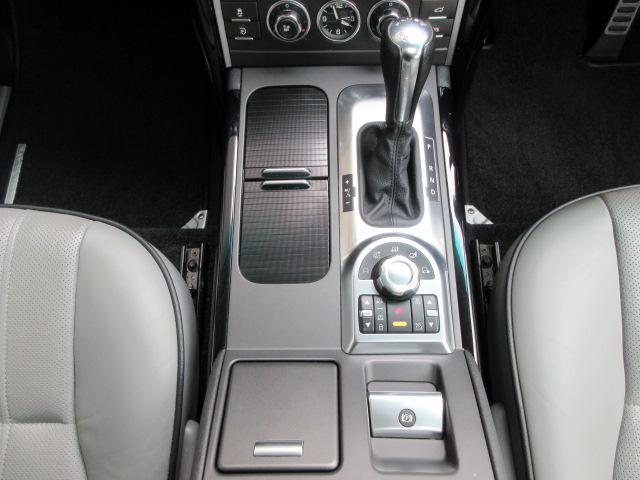 5.0 V8 スーパーチャージド 本革 SR ナビ 記録簿付(11枚目)