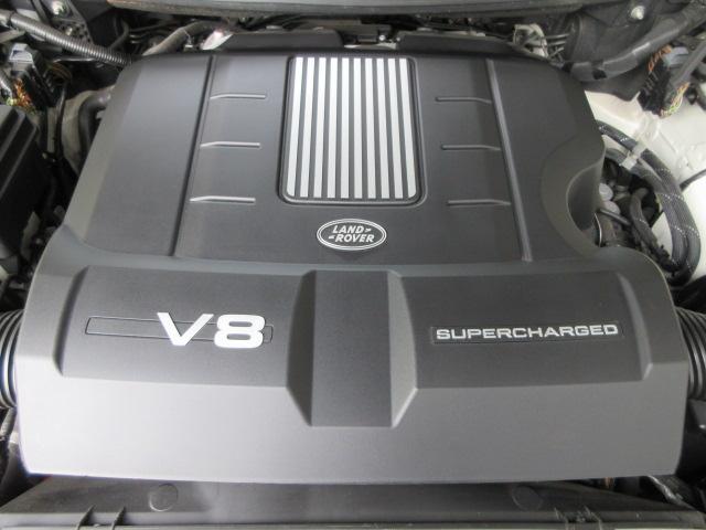 5.0 V8 スーパーチャージド 本革 SR ナビ 記録簿付(17枚目)