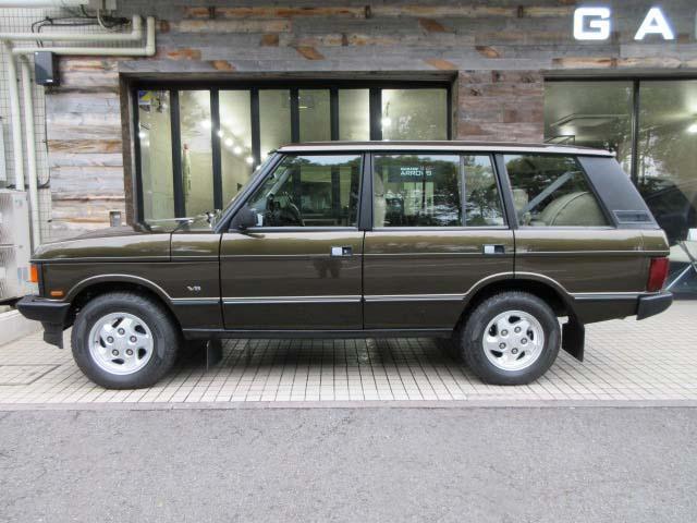 「ランドローバー」「レンジローバー」「SUV・クロカン」「神奈川県」の中古車5