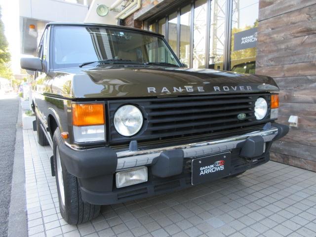 「ランドローバー」「レンジローバー」「SUV・クロカン」「神奈川県」の中古車6