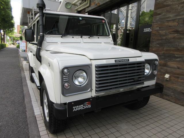 「ランドローバー」「ディフェンダー」「SUV・クロカン」「神奈川県」の中古車6