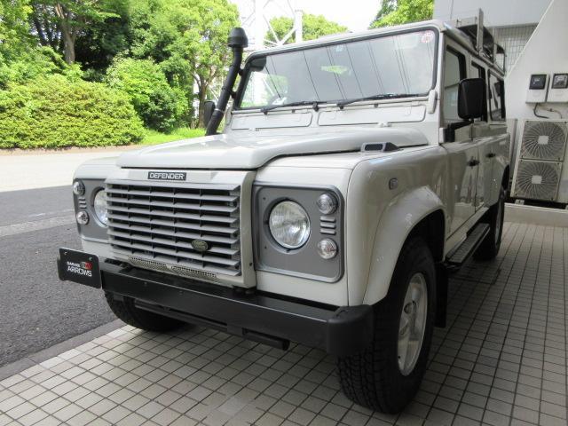 「ランドローバー」「ディフェンダー」「SUV・クロカン」「神奈川県」の中古車21
