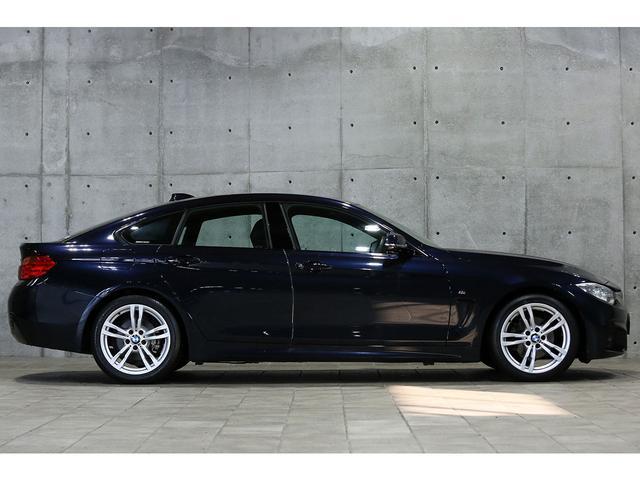 BMW BMW 420iグランクーペ Mスポーツ ACC シートヒーター