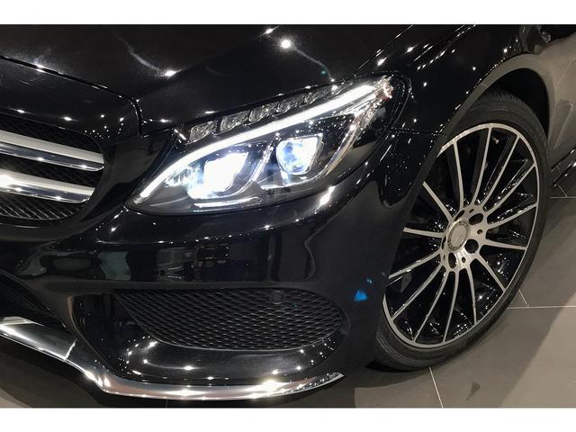 メルセデス・ベンツ M・ベンツ C250スポーツ レーダーセーフティP 19AW 新車保証付