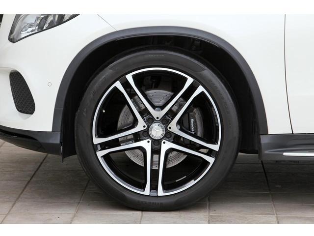 GLE43 4マチック クーペ 左ハンドル 新車保証継承(13枚目)