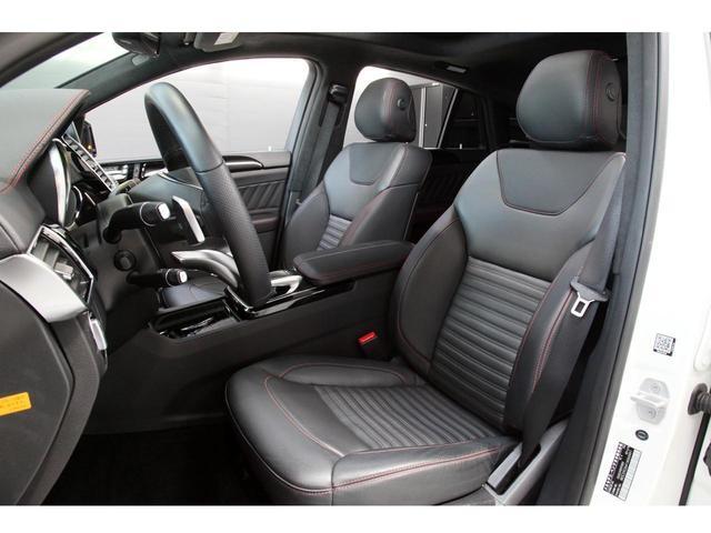 GLE43 4マチック クーペ 左ハンドル 新車保証継承(17枚目)