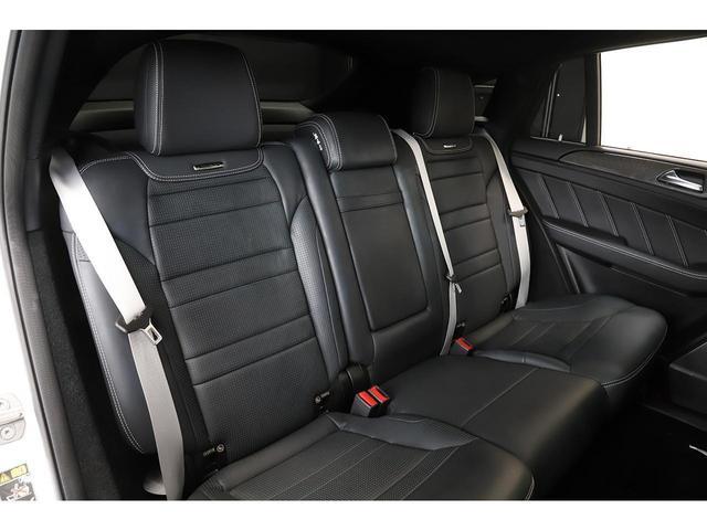 GLE63 S 4マチック クーペ AMGエクスクルーシブPKG Bang&Olfsenサウンド カーボンインテリア 黒革 サンルーフ 新車保証付(15枚目)