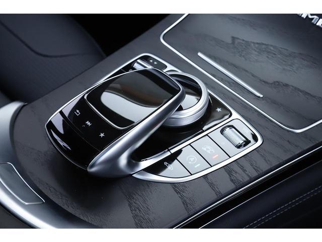 GLC63 S 4マチック+ パナメリカーナグリル パノラマサンルーフ 純正21インチAW ブルメスターサウンド ミーコネクト 新車保証付(20枚目)