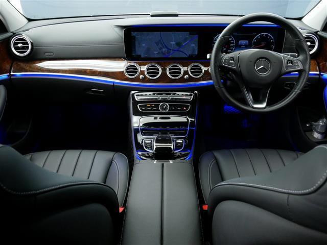 E400 4マチック エクスクルーシブ 1年保証 新車保証(11枚目)