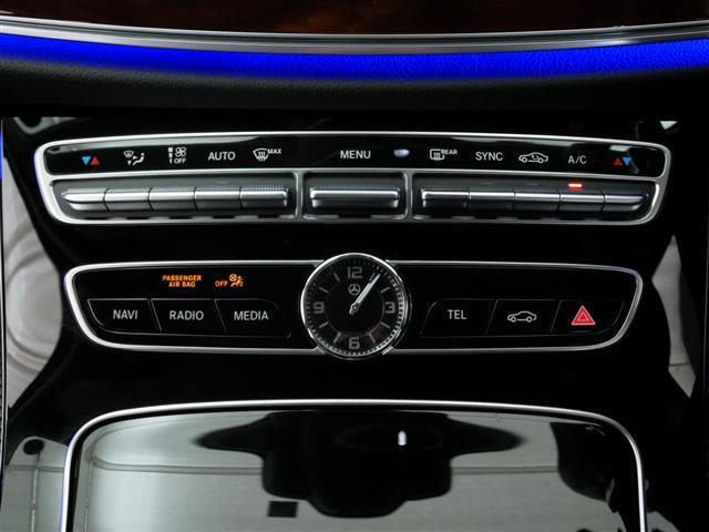 E400 4マチック エクスクルーシブ 1年保証 新車保証(12枚目)