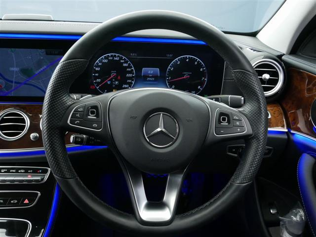 E400 4マチック エクスクルーシブ 1年保証 新車保証(16枚目)
