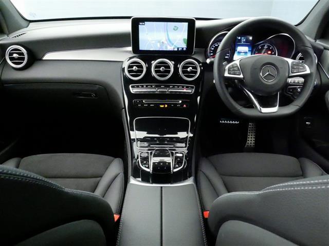 GLC220 d 4マチック スポーツ 新車保証(11枚目)