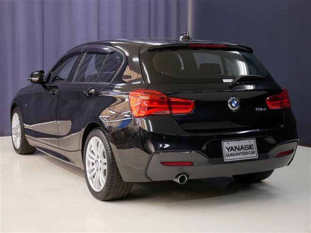 118d Mスポーツ 1年保証 新車保証(5枚目)