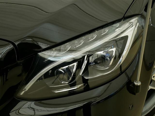 C200 アバンギャルド AMGライン レザーエクスクルーシブパッケージ レーダーセーフティパッケージ 2年保証 新車保証(7枚目)