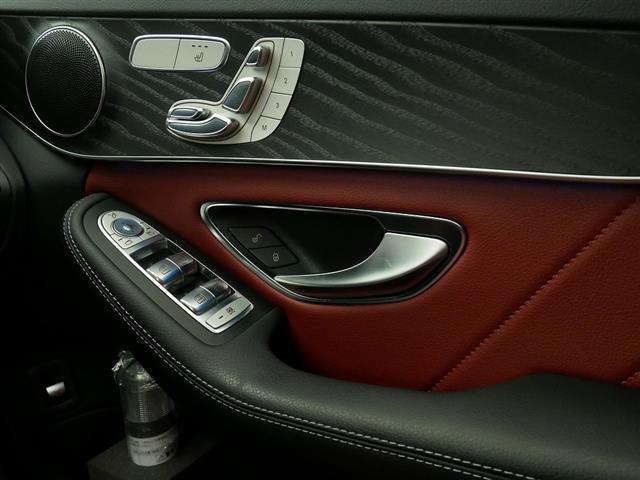 C200 アバンギャルド AMGライン レザーエクスクルーシブパッケージ レーダーセーフティパッケージ 2年保証 新車保証(16枚目)