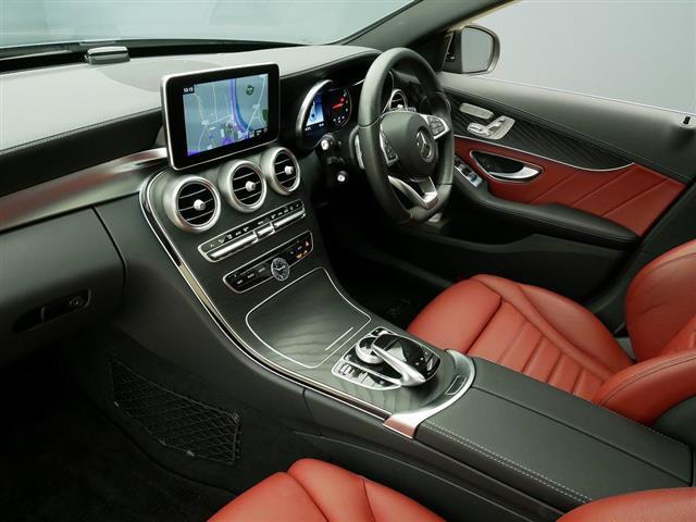 C200 アバンギャルド AMGライン レザーエクスクルーシブパッケージ レーダーセーフティパッケージ 2年保証 新車保証(19枚目)