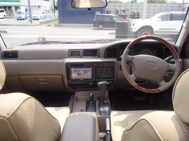 トヨタ ランドクルーザー80 VXリミテッド