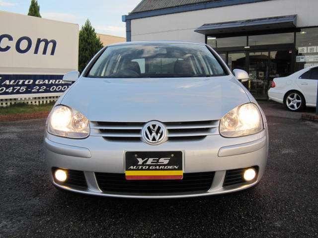 フォルクスワーゲン VW ゴルフ オクターブ 限定車 E 1オーナー 禁煙車 記録簿 Rソナー