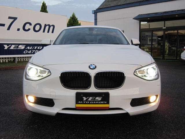 BMW BMW 116i ワンオーナー 禁煙車 HDDナビ 整備記録簿