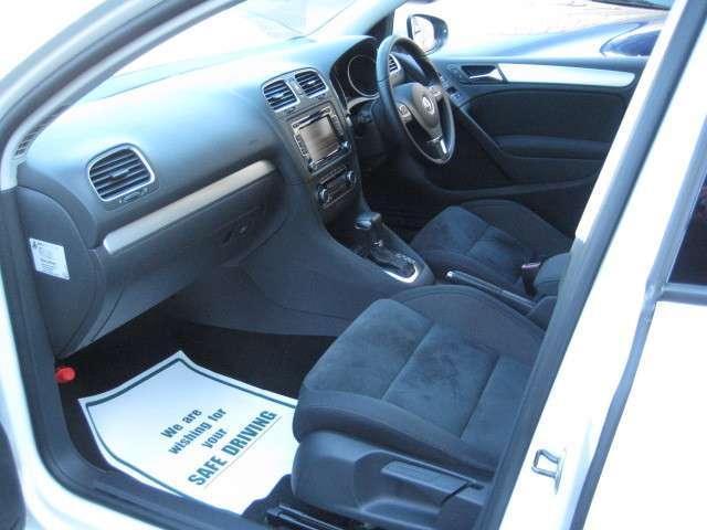 フォルクスワーゲン VW ゴルフ TSIハイライン 禁煙車 保証書 全整備記録簿 FRソナー
