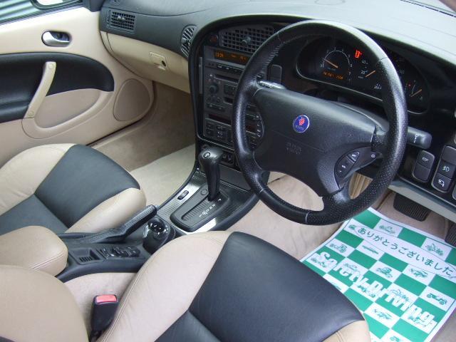 サーブ サーブ 9-5 セダン エアロ 本革S 最終モデル