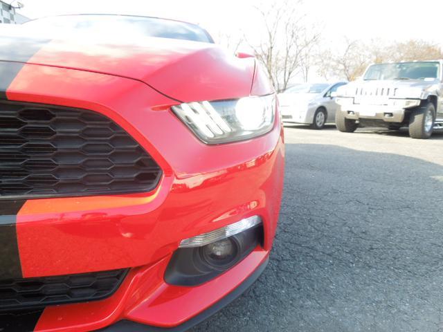 フォード フォード マスタング コンバーチブル プレミアム 2.3エコブースト 自社輸入