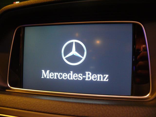 メルセデス・ベンツ M・ベンツ E250カブリオレANG-RSP 後期 茶革 ナビ Mケア付