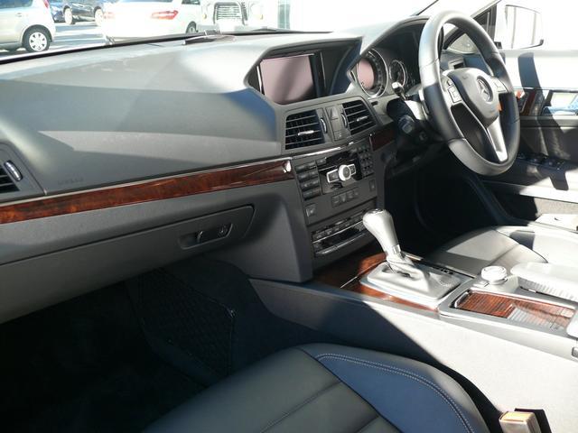 メルセデス・ベンツ M・ベンツ E350BEクーペAMGーP 1オナ Pスタ 黒革 2年保証