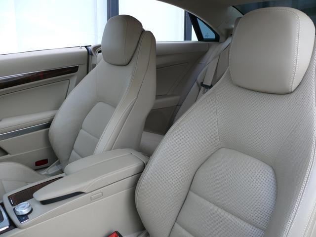 メルセデス・ベンツ M・ベンツ E350UX-P Pスタ ベージュ革 ナビTV 2年保証付