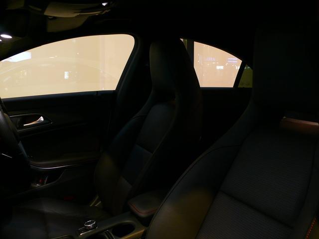 メルセデス・ベンツ M・ベンツ CLA250 4M AMG-EX RSP 黒革 2年保証付
