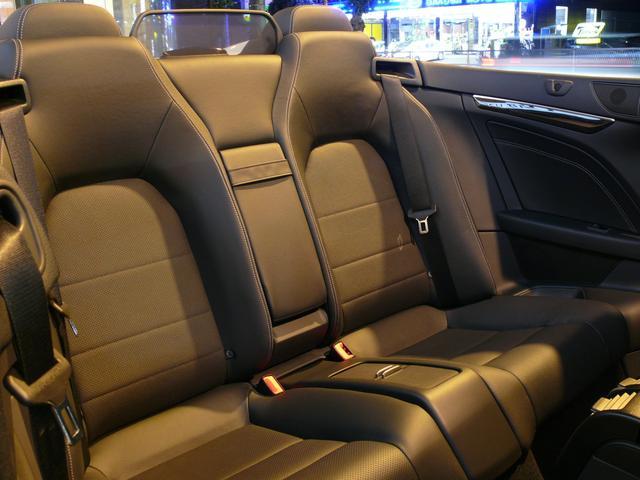 メルセデス・ベンツ M・ベンツ E250カブリオレAMG&RSP 後期 Pスタ 2年保証付