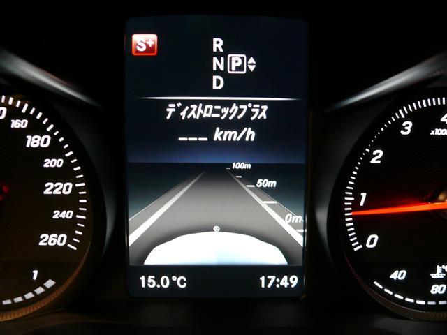メルセデス・ベンツ M・ベンツ C200AVG AMGラインRSP Pスタ 黒革 2年保証付