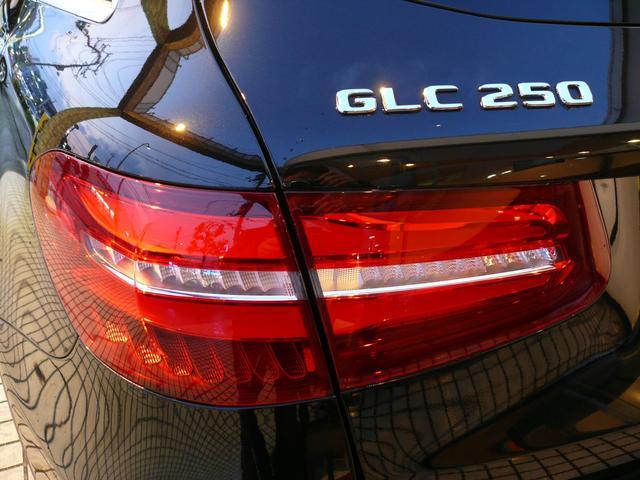 GLC250 4Mスポーツ本革仕様 Pスタ 革 SR Mケア(19枚目)