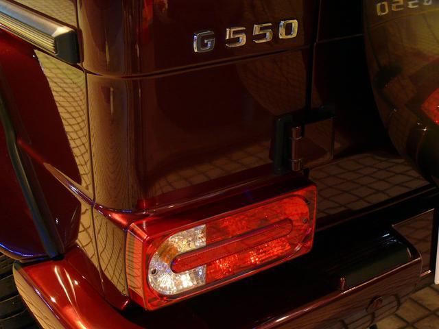 G550デジーノインテリア 白革 SR ナビTV 2年保証(19枚目)