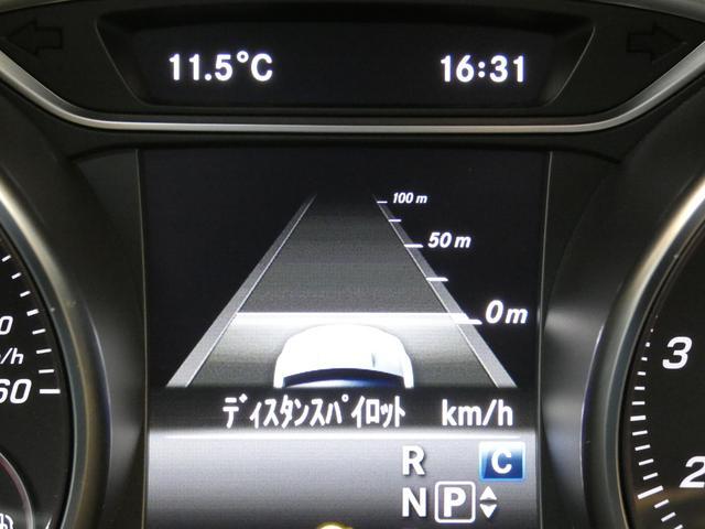 GLA250 4マチック レーダーセーフティPKG 受注生産モデル 後期モデル キーレスゴー ブラックARTICOレザーシート パノラマサンルーフ HDDナビ フルセグTV バックカメラ AppleCarPlay 2年保証付(18枚目)