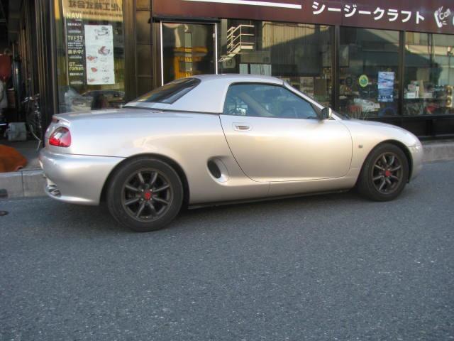 「MG」「MGF」「オープンカー」「埼玉県」の中古車10
