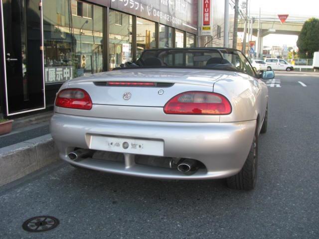 「MG」「MGF」「オープンカー」「埼玉県」の中古車21