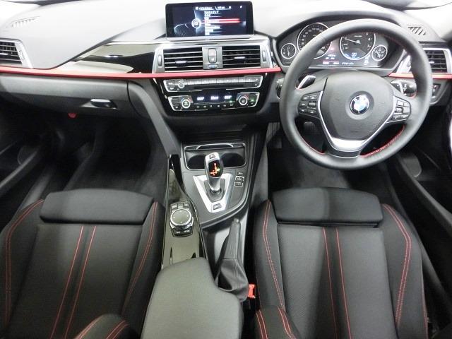 BMW BMW 330eスポーツ レーンチェンジウォーニング ACC