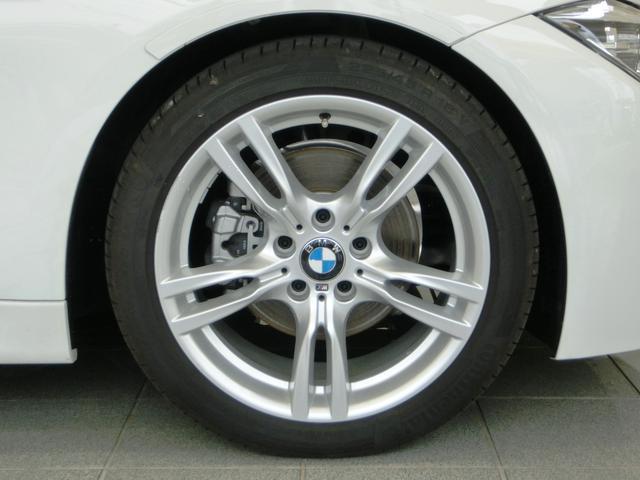 BMW BMW 318i Mスポーツ レーンチェンジウォーニング