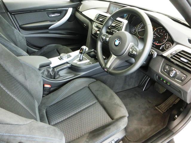 BMW BMW 318iツーリング Mスポーツ レーンチェンジウォーニング