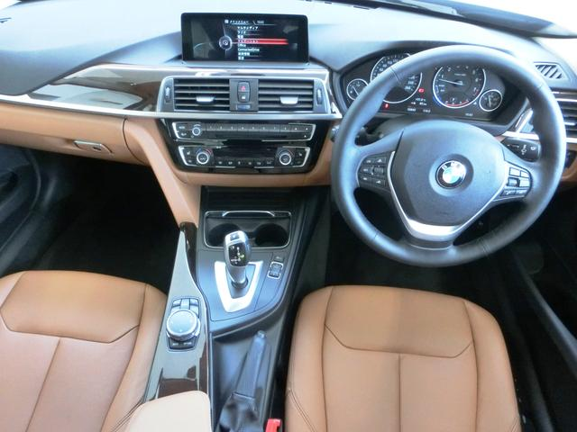 BMW BMW 320iラグジュアリー サドルブラウンレザーシート