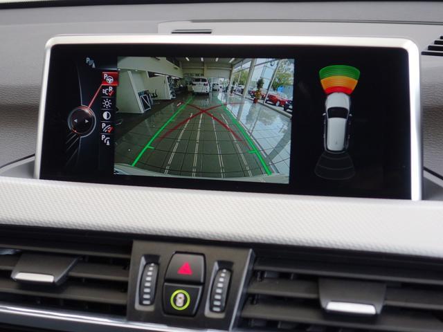 BMW BMW X1 sDrive 18i Mスポーツ リヤビューカメラ PDC