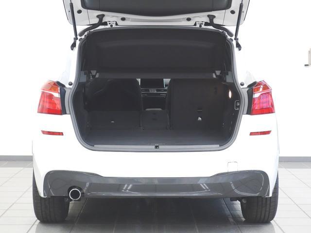 BMW BMW 218iアクティブツアラー Mスポーツ ドライビングアシスト