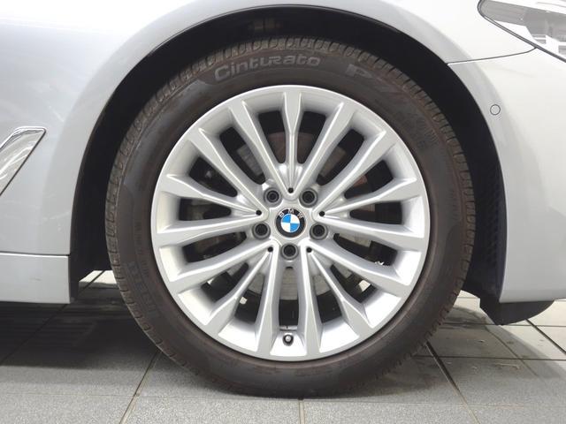 BMW BMW 523d ラグジュアリー ブラックレザー アクティブCC