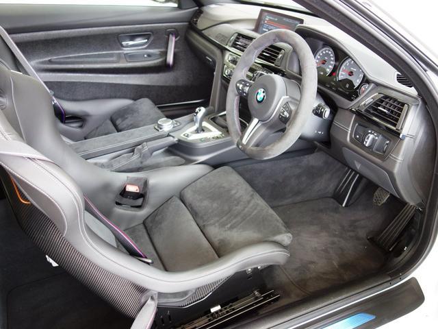 M4 GTS 世界700台 日本国内30台限定車(7枚目)