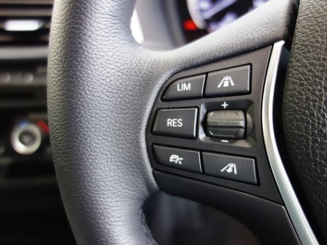 アクティブクルーズコントロールは前車追従式のクルーズコントロールです。渋滞時にも便利です。