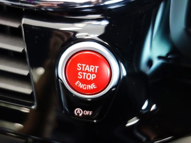 エンジンスタートボタンも赤色でスポーティーです。